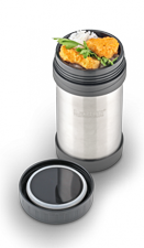 Термос La Playa Food Container JMG 0.5L, Серебро