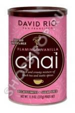 Чай латте David RIO Flamingo Vanilla Decaf Sugar-Free Chai