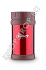 Термос стальной LaPlaya Food Container JMG 0.5 L Red