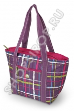 Сумка-термос Igloo Shopper Tote 30 B-W Houndstooth