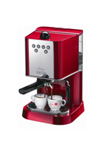 Gaggia Baby D red