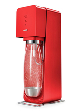 SodaStream Source Metal Edition (красный)